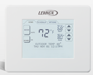 comfort sense 7000 thermostat