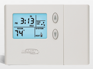 comfortsense 3000 series programmable and nonprogrammable thermostats